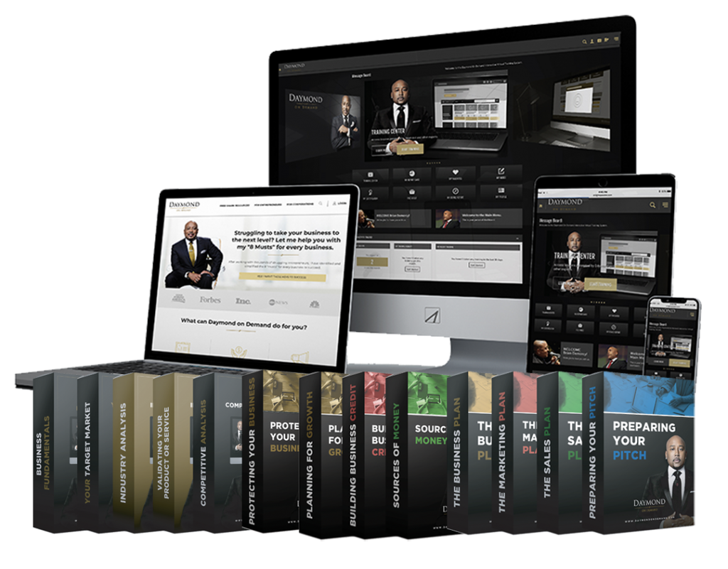 daymond on demand full course