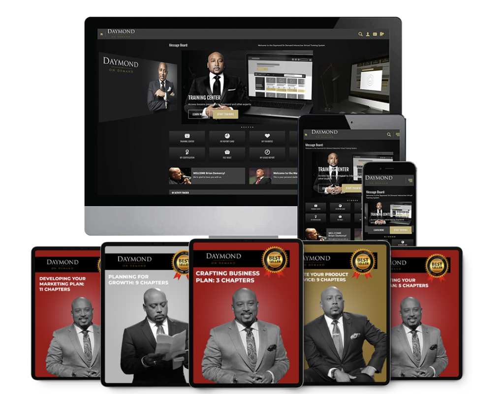 daymond on demand start up blueprint course bundle