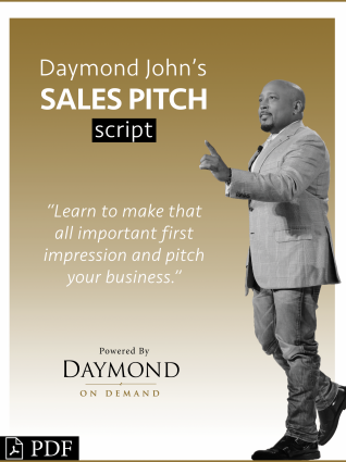free sales pitch script